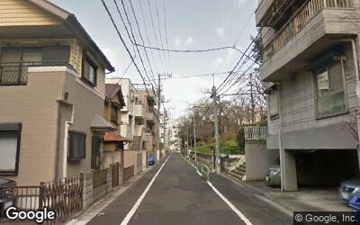 徒歩3分の住宅街