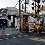 京成立石駅の様子