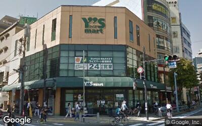 西葛西駅のYSマート