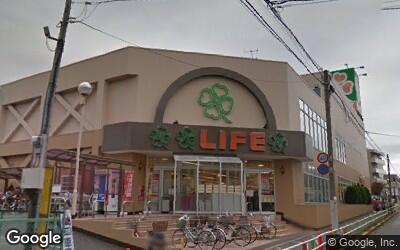 ライフ赤塚店