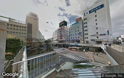 藤沢駅南側
