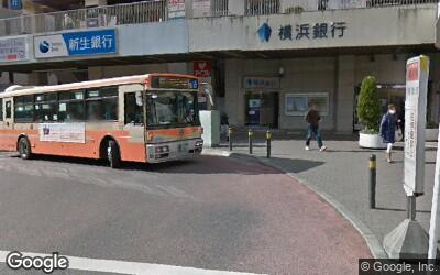 駅南側バス停