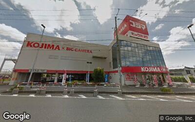 コジマ×ビックカメラ鳩ヶ谷店