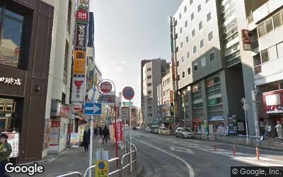 松戸駅西側