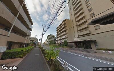 武蔵浦和駅西側の住宅街