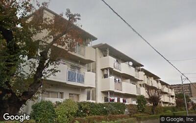 武蔵関南側住宅街