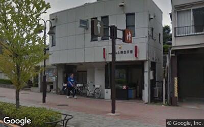 中井駅近くの交番