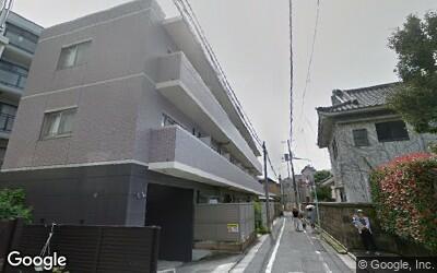お寺周辺の住宅