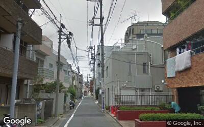 落合南長崎駅の住宅