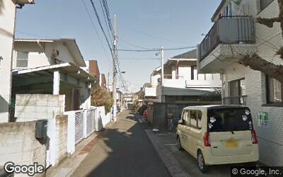 落合南長崎の一軒家