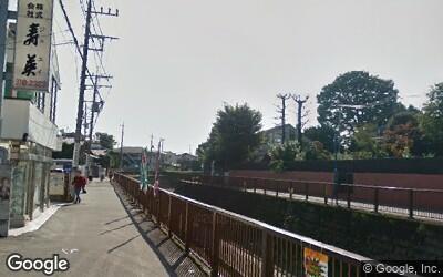 鷺ノ宮駅北口前