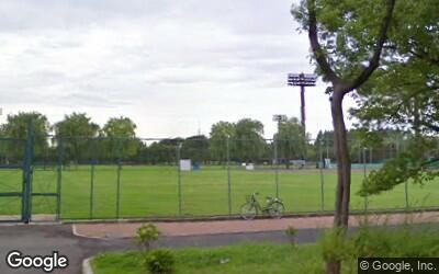 篠崎公園の野球場