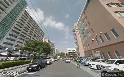 大島駅にある江東病院