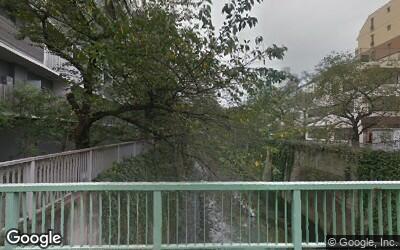 神田川の風景