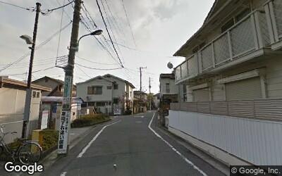 駅周辺の住宅地