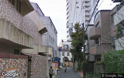 代々木駅徒歩5分の住宅街