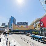 川崎駅の風景