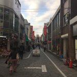 高円寺駅純情商店街
