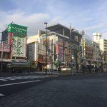 荻窪駅周辺の風景