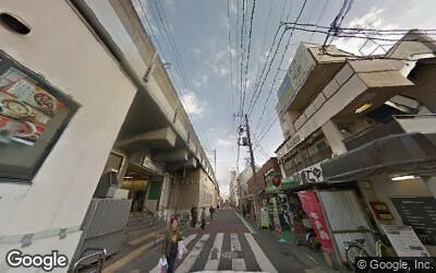 下総中山駅南口