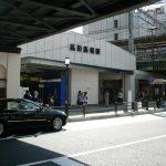 高田馬場駅の外観