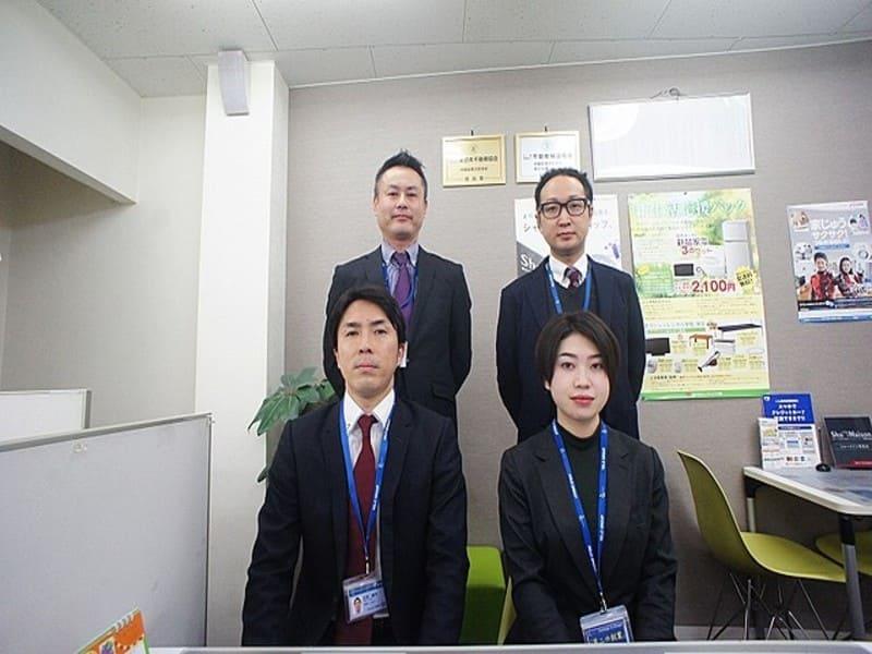 リロの賃貸 株式会社東都不動産 下北沢店店内