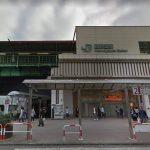 西荻窪駅前