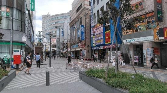 北側商店街
