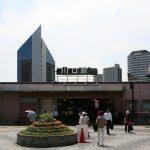 川口駅の風景