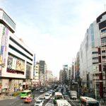 錦糸町駅の風景