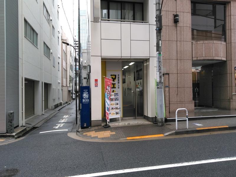 マエムキ浜松町店の外観