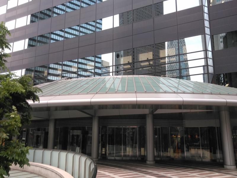 木下の賃貸東京営業所の外観
