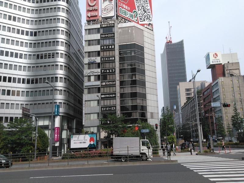 ミニミニ東京駅前店の外観