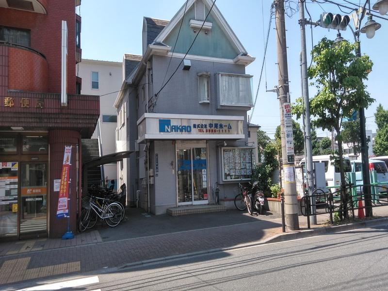 株式会社中尾ホーム本店の外観