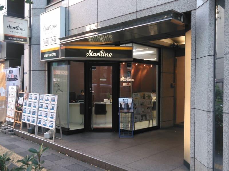 スタートラインMINATO浜松町店の外観