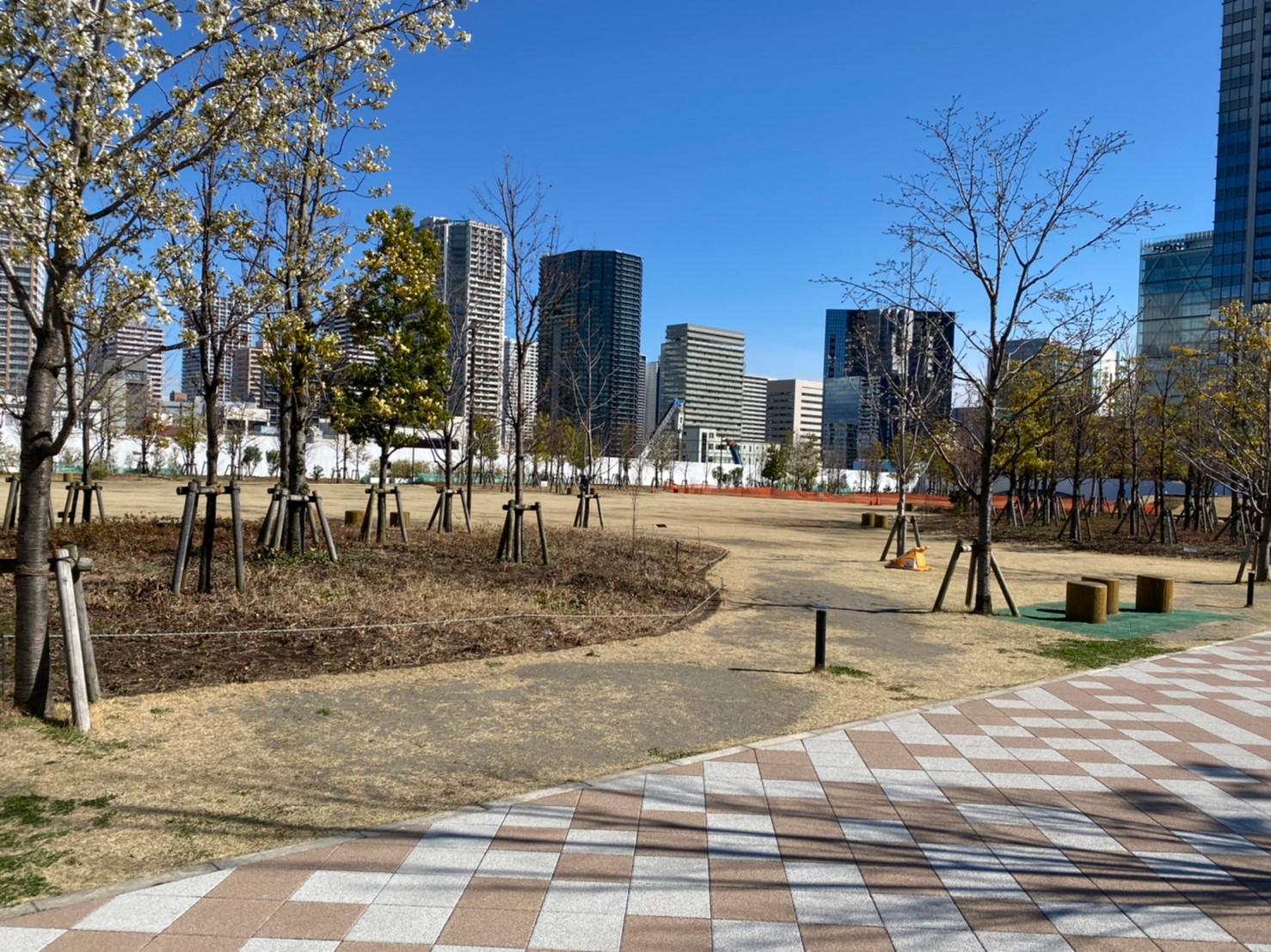 港区立芝浦中央公園