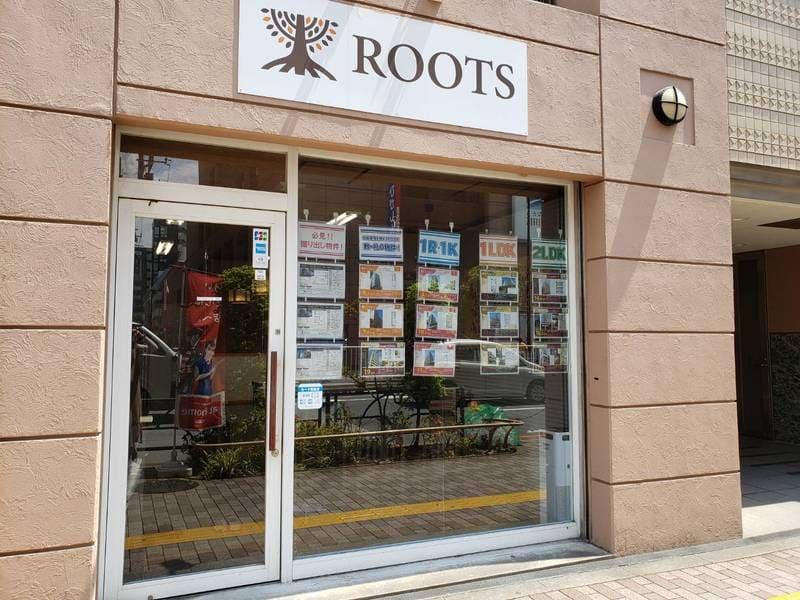 ROOTS両国店の外観