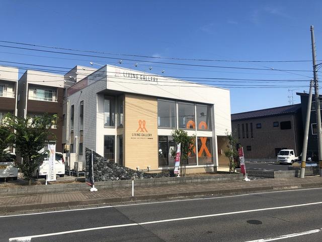 リビングギャラリー新潟東店外観