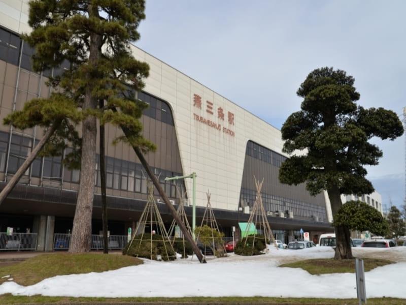 新潟県三条市の風景