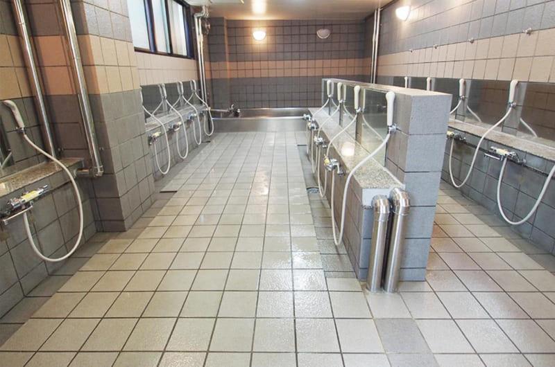 シェアハウス 大浴場