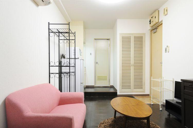 家具付きアパートメント