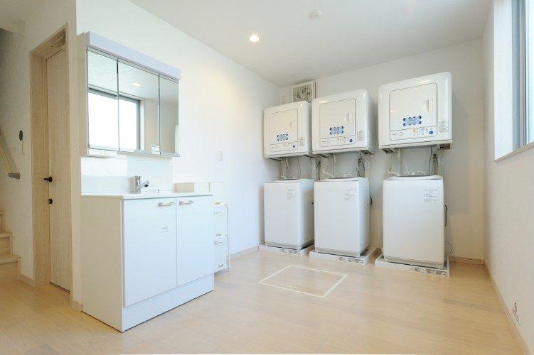 シェアドアパートメント目白1洗濯機