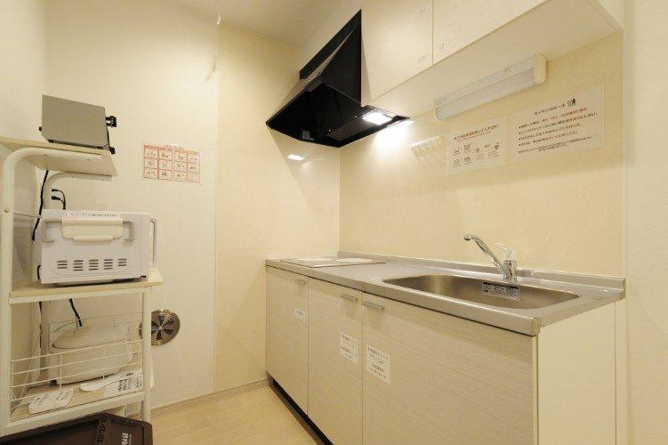 シェアドアパートメント目白1キッチン