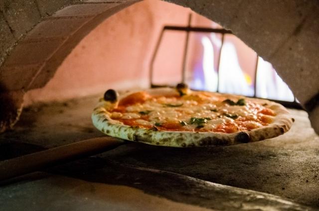 ピザ窯イメージ