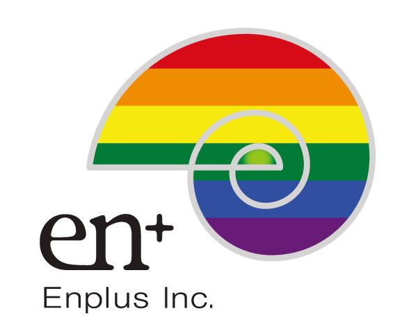 エンプラスのロゴ