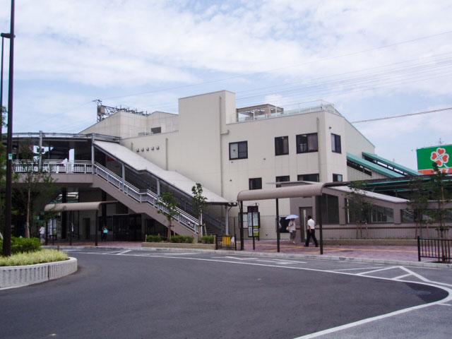 北野田駅の外観